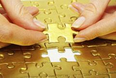 Puzzle piece, Fishbowl Blog