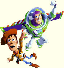 Toy Story's Woody and Buzz Lightyear, Inventory Management Software