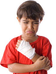 Dislocated wrist child, Fishbowl Blog